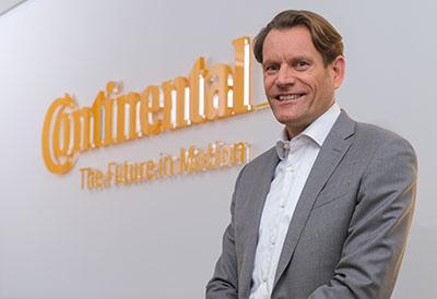 Nikolai Setzer será el CEO de Continental desde diciembre