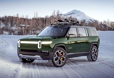 Pirelli crea neumáticos para los SUV y Pick-Up eléctricos de Rivian