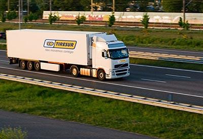 Tiresur amplia su flota de vehículos para el servicio de reparto