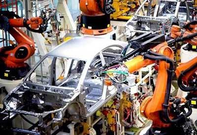 Se reducen las exportaciones españolas de componentes para automoción