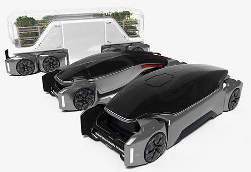 La visión futurista de Hankook sobre el neumático y la movilidad
