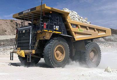 Maxam lanza el neumático MS412 para transporte en minería