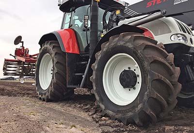 Ceat Specialty amplia la gama Torquemax para tractores
