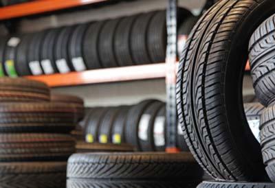 Importación neumáticos