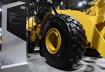 Triangle Tyre asiste a la feria Bauma 2020 en China