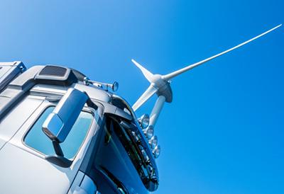 Los camiones y vehículos industriales se adaptan a la economía circular