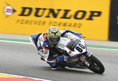 Dunlop seguirá suministrando a las categorías de Moto2 y Moto3
