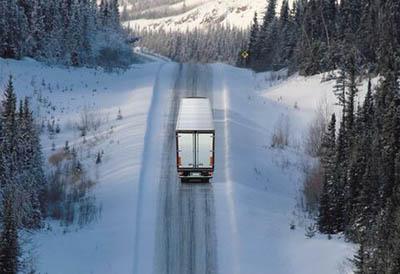 Consejos para maximizar la movilidad de flotas de camiones durante el invierno