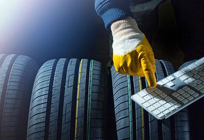 Los importadores de neumáticos deben inscribirse en el registro de productores