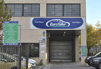 Fachada Eurotaller