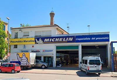 Neumáticos Marcelino