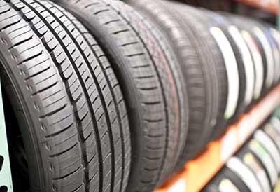 Importante descenso en la importación de neumáticos asiáticos