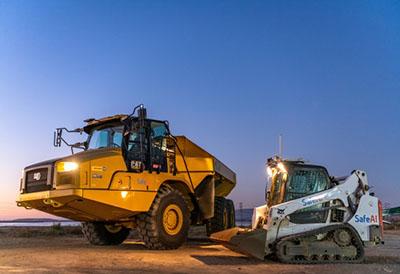 Goodyear y SafeAI equiparán vehículos pesados con neumáticos inteligentes