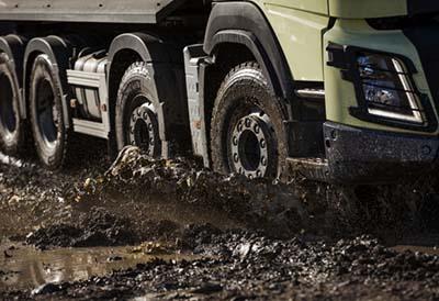 Mayor capacidad de carga en la gama Michelin X Works