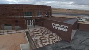 Centro tecnológico Nokian Tyres
