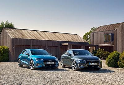 Tres neumáticos Nexen homologados para OE de la nueva familia Audi A3