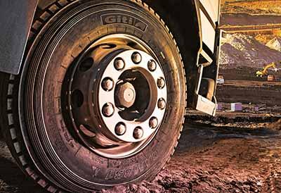 Nueva generación Giti Tire de neumático para camión de servicio mixto