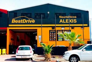 Neumáticos Alexis