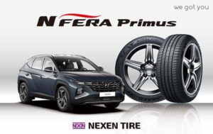 Nexen Tire Czech Republic plant