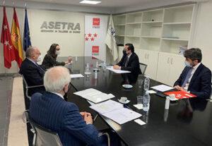Reunión ASETRA