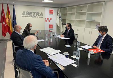Se confirman las ayudas directas para los talleres de Madrid