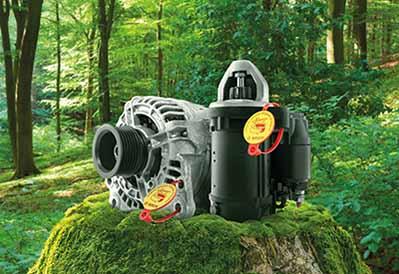 Bosch eXchange contribuye a la protección del Medio Ambiente