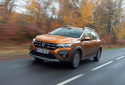 Neumáticos Giti Tire montan en OE al nuevo Dacia Sandero Stepway