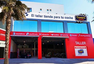 Center's Auto abre un nuevo taller en Almería