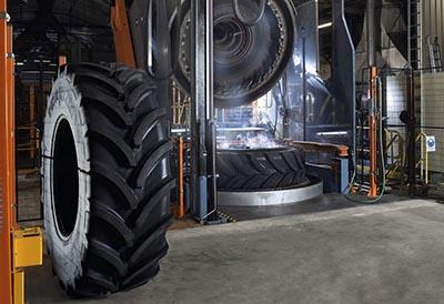 Apollo Vredestein amplía la producción de neumáticos agrícolas en Europa