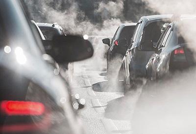 Las emisiones de los vehículos de renting se reducen 2,71 gr por año