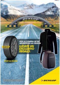 Promoción Dunlop