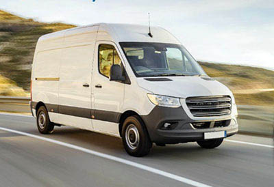 Triangle presenta ConneX VAN, nuevo neumatico de verano para furgoneta