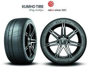 neumático Kumho Ecsta V730
