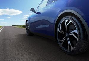Primer neumático de la gama Pilot Sport diseñado específicamente para vehículos deportivos eléctricos
