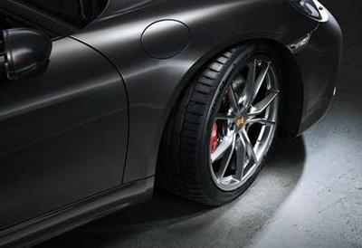 Hankook suministra equipo original para el Porsche 718