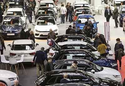 El mercado de vehículos usados crece un 1% en el primer trimestre