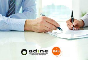 Acuerdo Adine con ETT