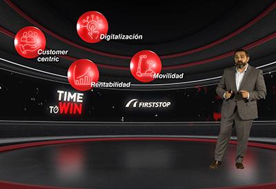 First Stop apuesta por soluciones de movilidad, digitalización y personalización