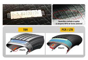 Sin etiqueta RFID