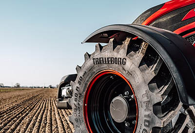 Neumático Trelleborg