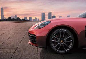 Nexen proveedor Porsche
