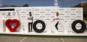 Roadshow de los  Juegos Olímpicos de Bridgestone