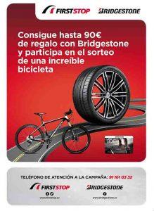 Campaña de verano Bridgestone
