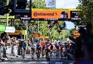 Continental en el Tour de Francia