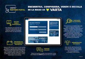 Varta Partner Portal