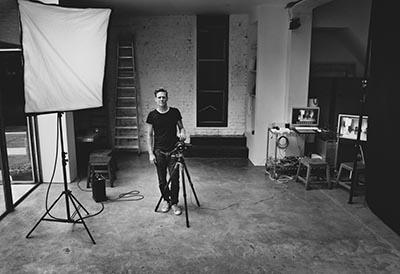 Bryan Adams fotografo