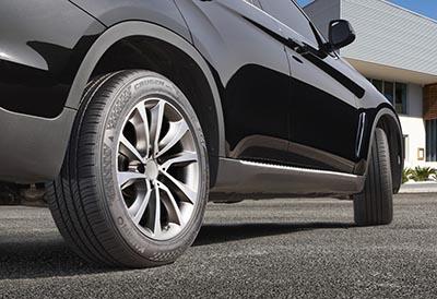 Kumho en Nissan Pathfinder