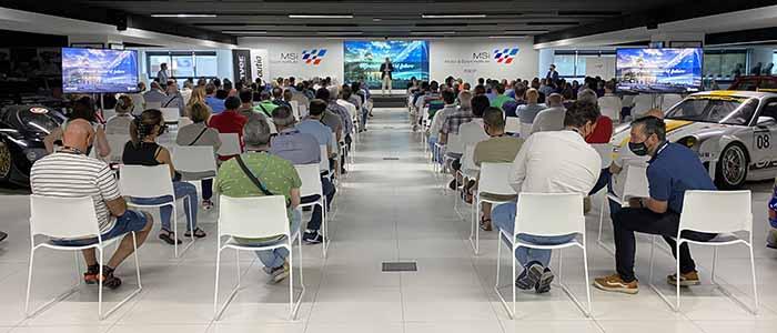 Convención del Grupo Driver