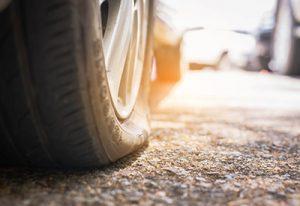 afecta el calor a los neumáticos