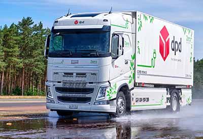 neumáticos para camiones eléctricos
